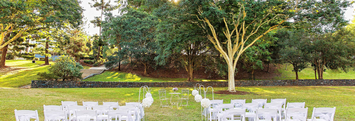 Dream Wedding Venue!  Hillstone St Lucia Brisbane