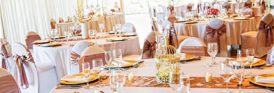 How to Schedule a Reception