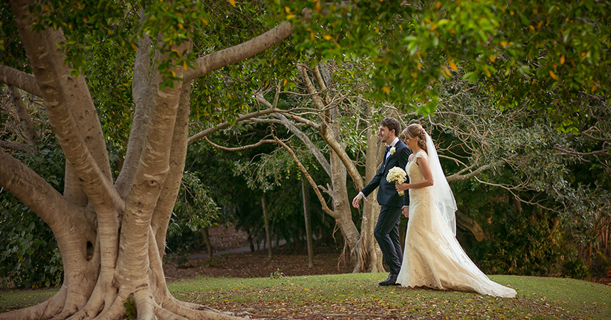 Real Brisbane Weddings | Schonell Weddings & Event