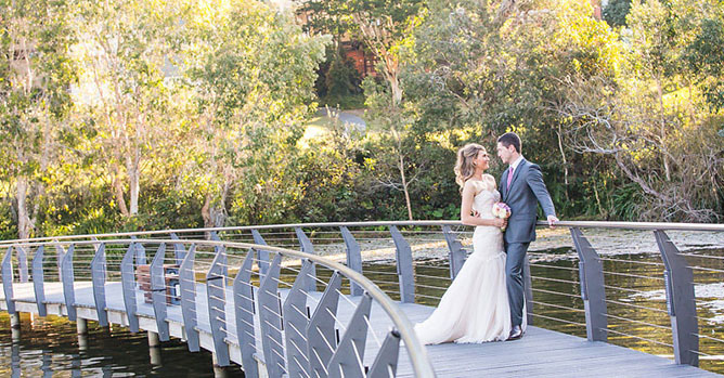 UQ Lakes at Schonell Weddings & Events